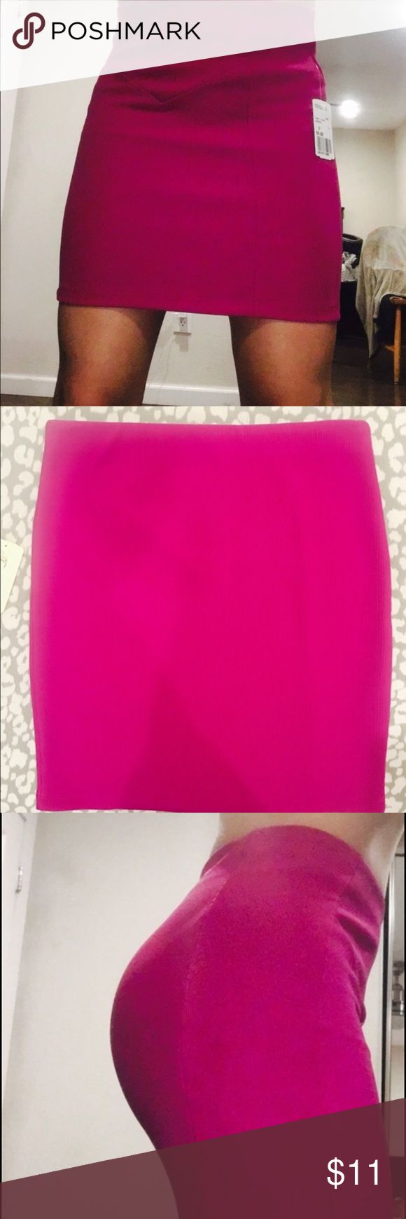 Forever 21 Pink dress Forever 21 Pink dress. New with tags. Forever 21 Skirts Pencil
