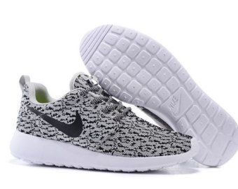 Custom Nike Yeezy Roshe Runs by FlyStyleByFlyStyle on Etsy
