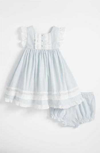 Laura Ashley Woven Dress (Infant)   Nordstrom