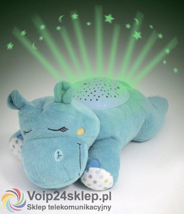 Projektor Hipopotam Summer Slumber Buddies  #elektronicznaniania #Summer #projektorydladzieci