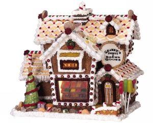 12 best Lemax village images on Pinterest | Christmas gingerbread ...