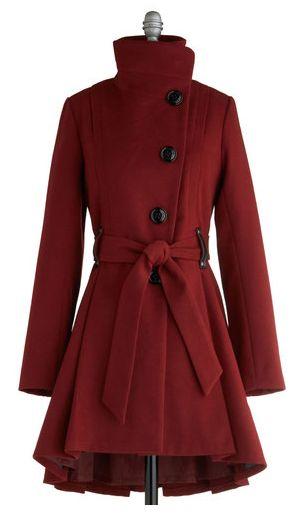 Cranberry coat http://rstyle.me/n/sc5ien2bn