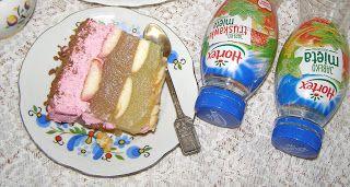 W Mojej Kuchni Lubię.. : orzeźwiające soki w deserze z bitą śmietaną...