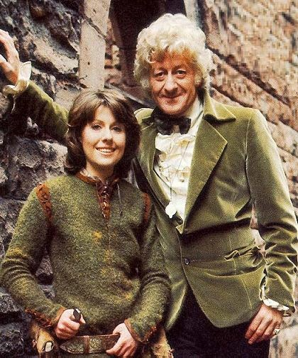 Sarah Jane and the Doctor