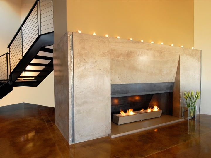 13 Best Modern Indoor Concrete Styles Images On Pinterest