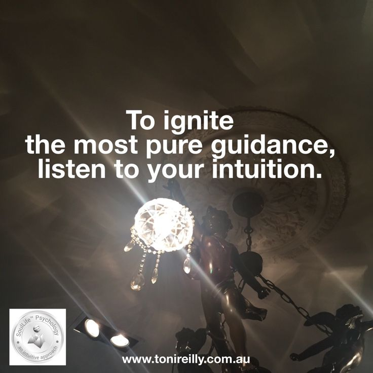 #Intuition