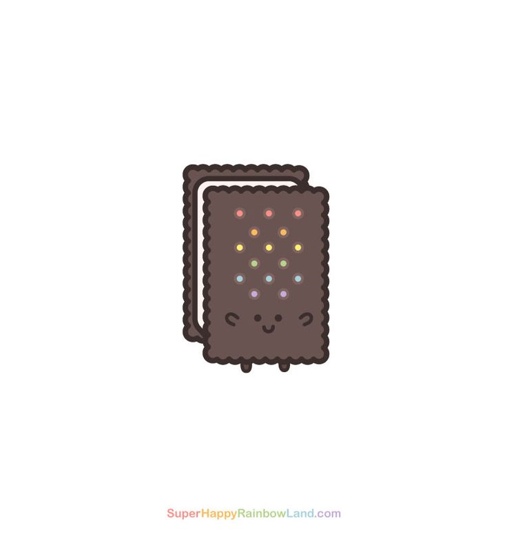 Ice Cream Sandwich - Daily Drawing 347!