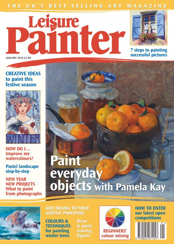 Leisure Painter January 2016