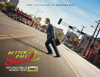 Watch Better Call Saul Season 3 Promo    Con artist. Trickster. Criminal. Lawyer? Whatever moniker you ascribe to Bob Odenkirks dastardly hustler few TV characters hold a candle toJimmy McGill. Across two fairly successful seasons ofBetter Call Saul viewers have become acquainted with Odenkirks bumbling lawman in his rise to prominence and though its unlikely to ever reach the dizzying heights of its forebearBreaking Bad AMCs prequel spinoff series boasts all of Vince Gilligans arresting…