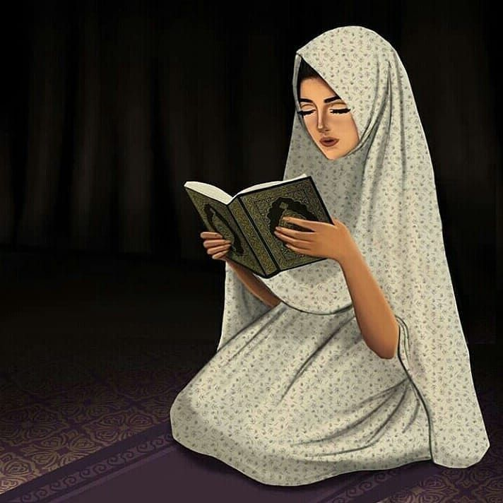 Pin By ورده ياسمين On اةت Art Hijab Cartoon Girly Drawings