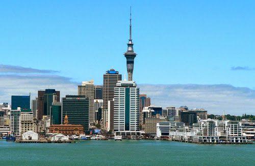 Cidades em fotos: Fotos de Auckland - Nova Zelândia