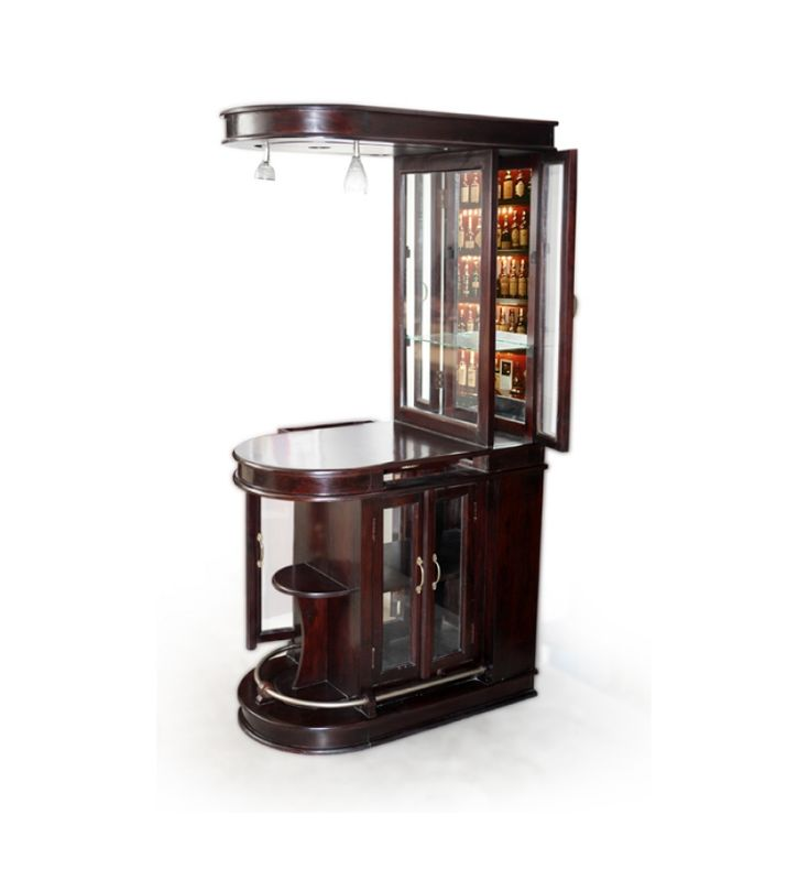 Home Bar Cabinet Designs