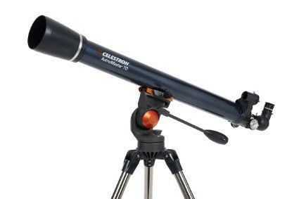 Celestron 21061 AstroMaster 70AZ Refractor Telescope #celestron #camera