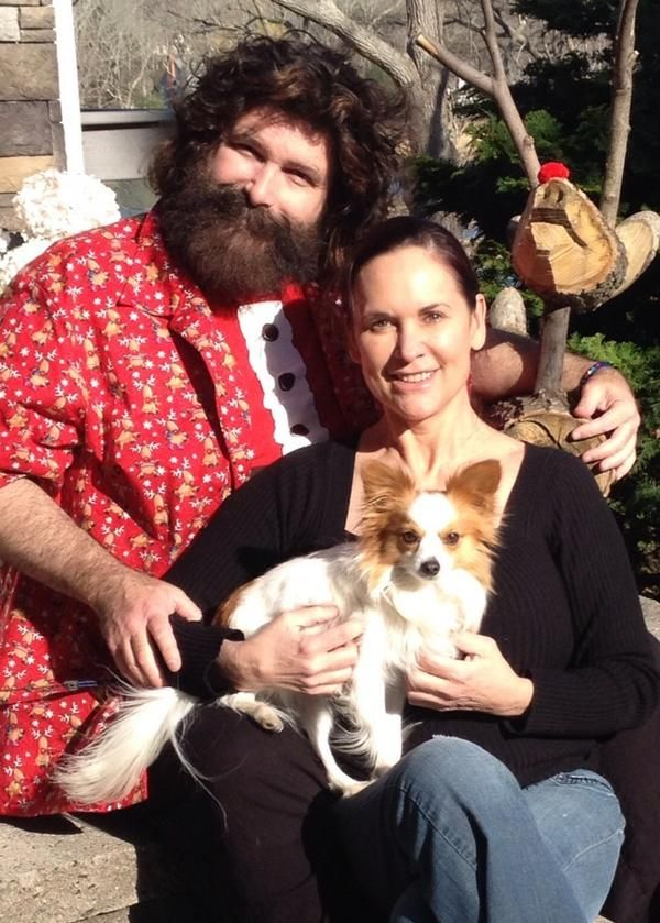 WWE Hall of Fame legend Mick Foley and his wife Colette have been married since 1992. The couple have four children Noelle Margaret, Dewey Francis, Hughie Francis, and Michael Francis Jr. #WWE #WWEHOF #wwecouples #wwewives #wwewags #wwefamilies #wwekids