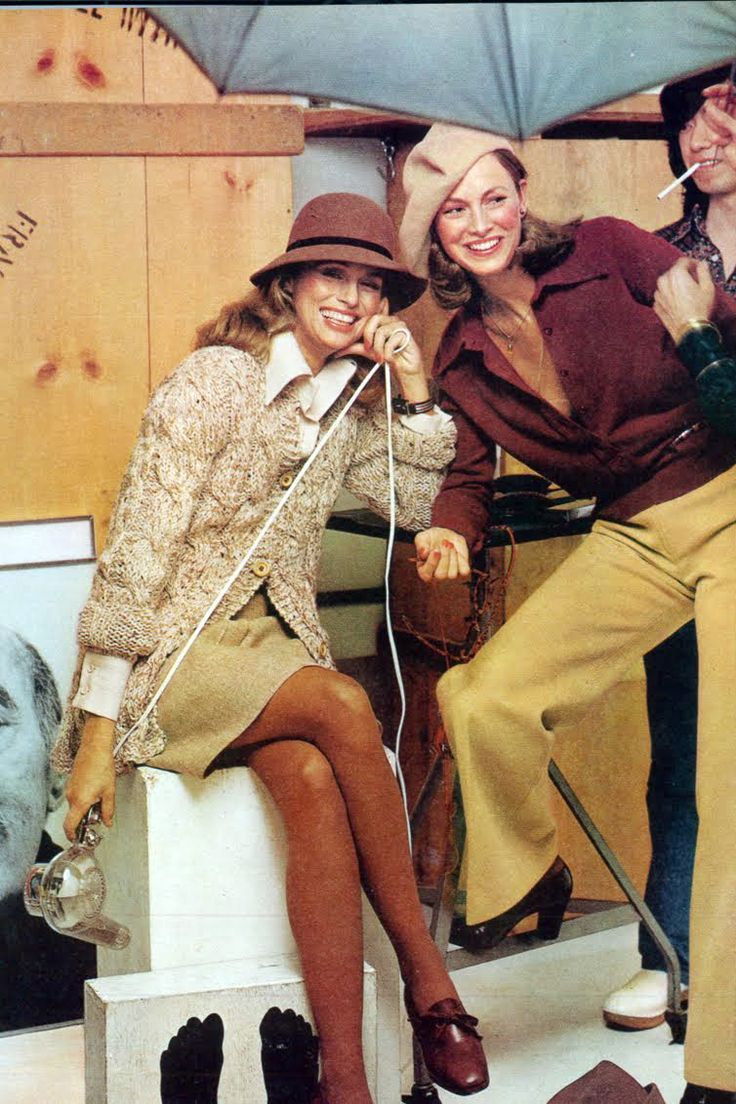 Fashion For Vogue US July 1973