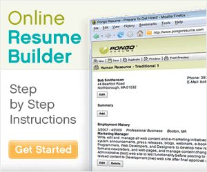 this saved me probably like 5 hours by letting me make a resume online - Step By Step Resume Builder