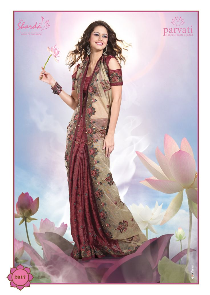 modern saree draping - Yahoo Image Search Results