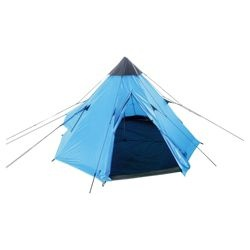 Check out Tesco 4-Man Teepee Tent from Tesco direct £32.50  sc 1 st  Pinterest : tesco 6 man tent - memphite.com