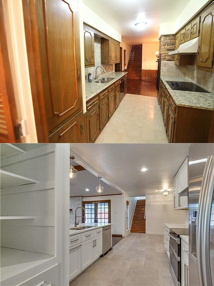 Apt Kitchen Renovations: Kitchen Remodel Before And After