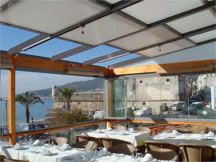 1000 ideas sobre techo policarbonato en pinterest techo - Estructuras de aluminio para terrazas ...