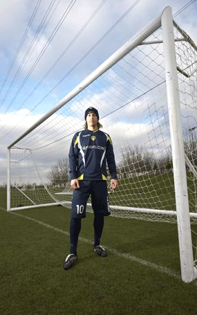 Luciano Becchio interview, Leeds United.