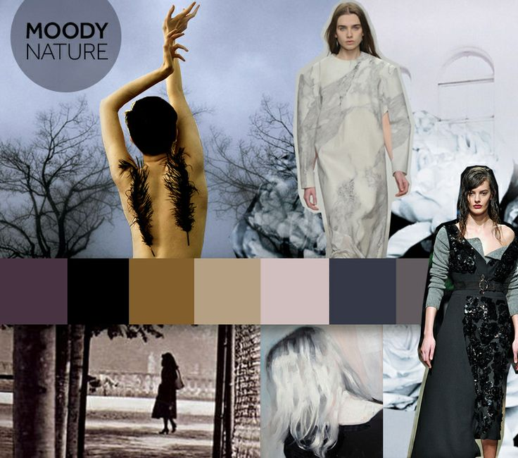 TELIO - Fall winter 2014-2015 trends - Tendances automne hiver 2014-2015 - moody-nature