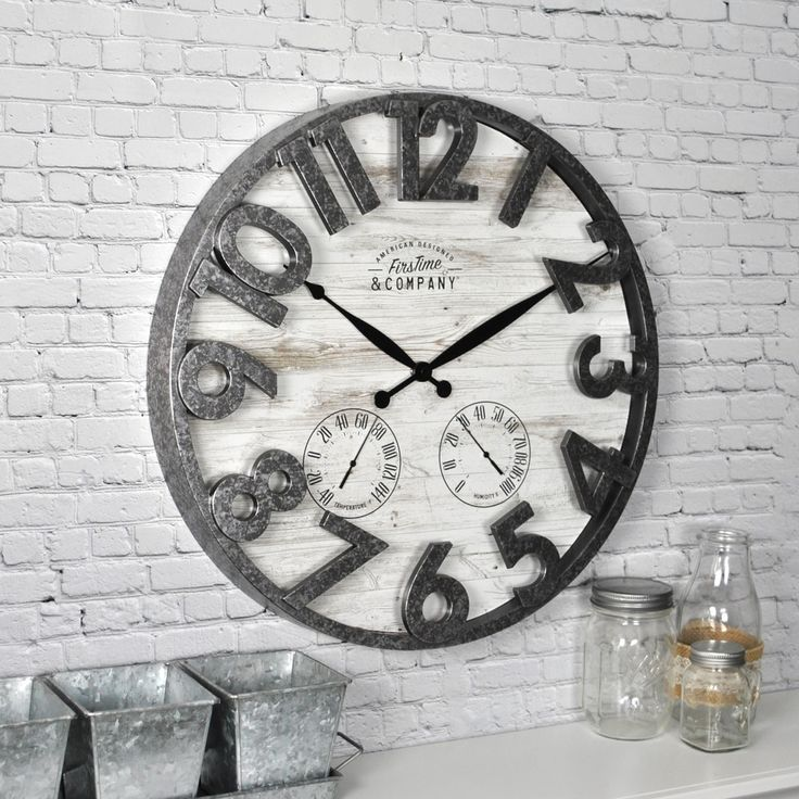 Online Shopping Bedding Furniture Electronics Jewelry Clothing More In 2020 Outdoor Wall Clocks Outdoor Clock Ship Lap Walls