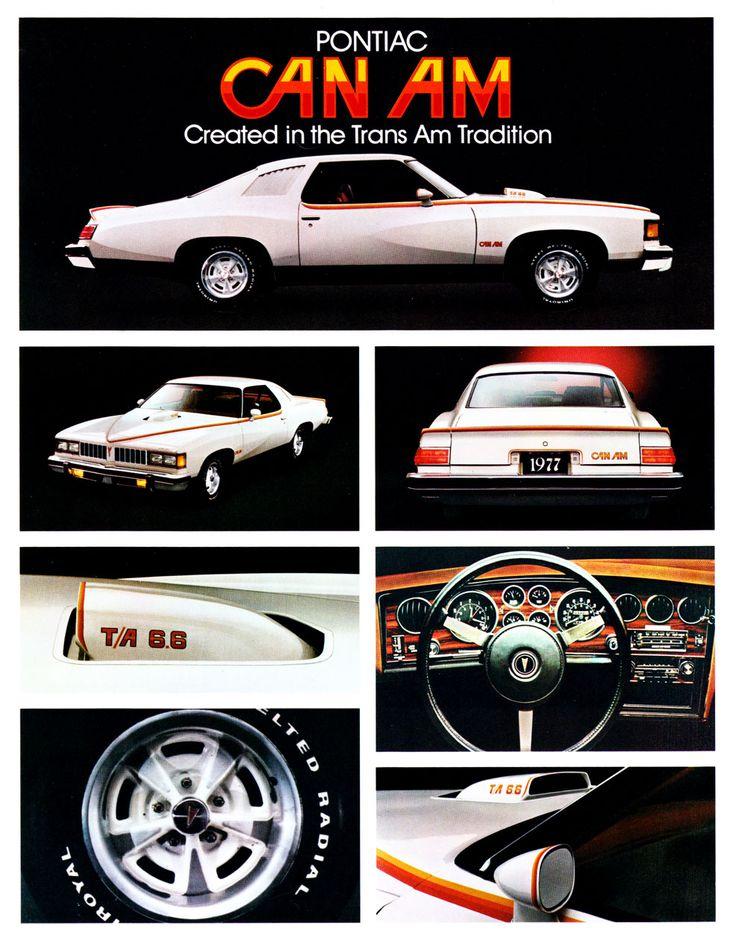 1977 Pontiac LeMans Sport Can Am 2-Door Coupe