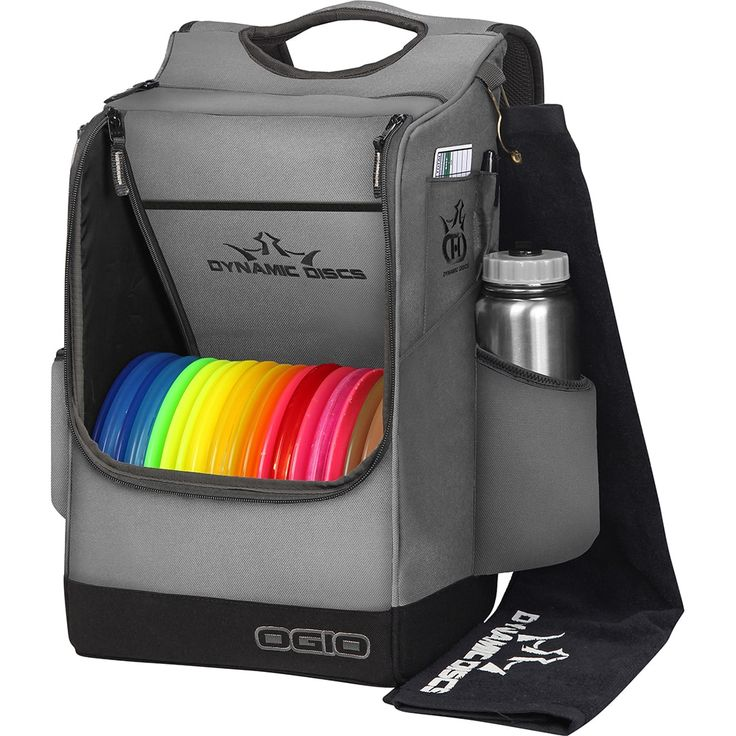 Dynamic Discs Sniper Light Disc Golf Backpack