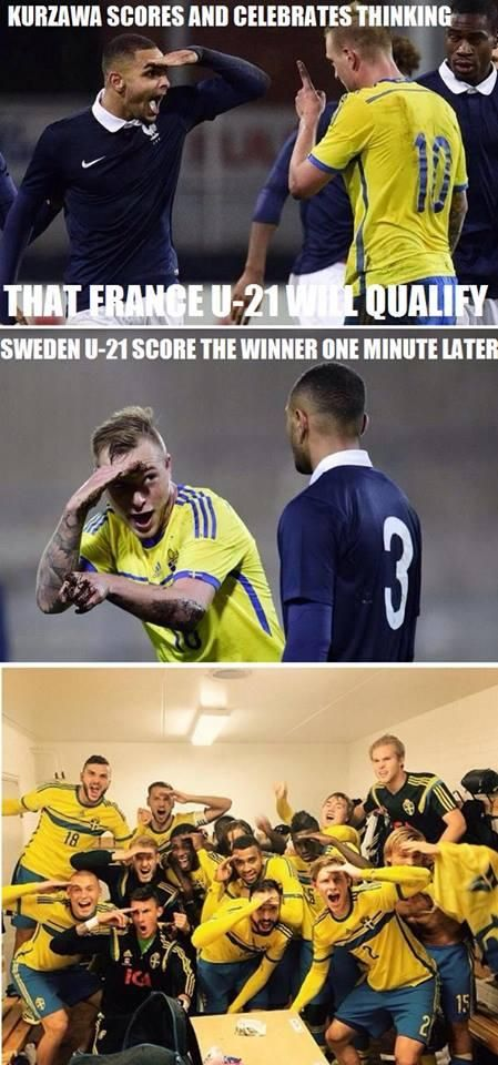 Layvin Kurzawa gets absolutely humiliated. Football for you.