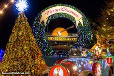 Ultimate 2016 Silver Dollar City Christmas Guide