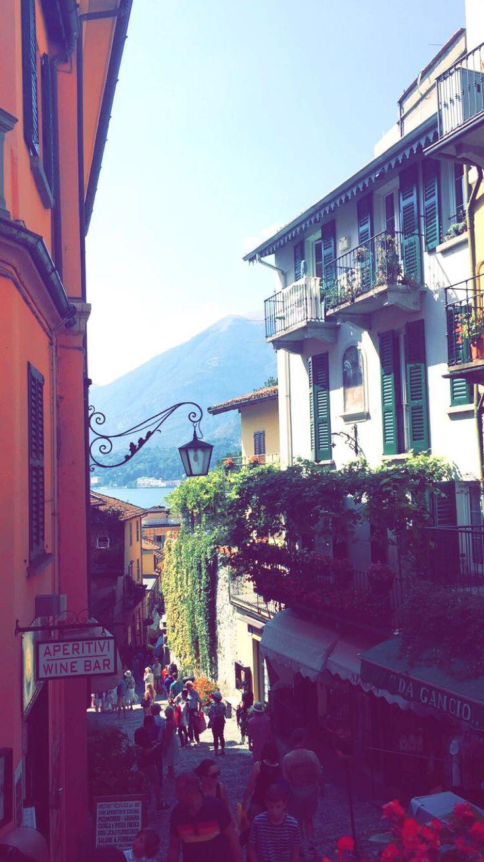 Bellagio, Como, Italy.