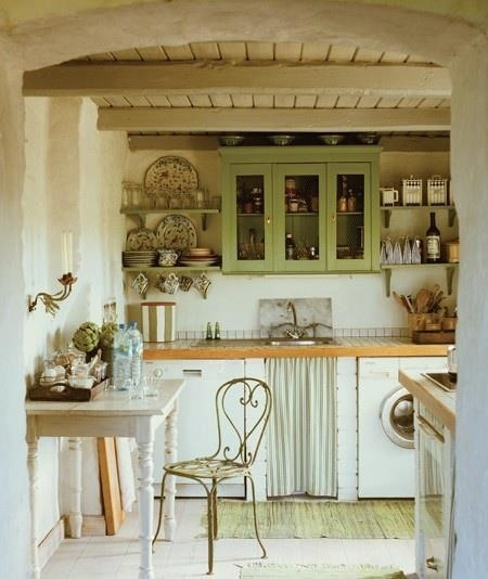 country cottage style kitchens 1715 best shabby chic kitchens images on 5960