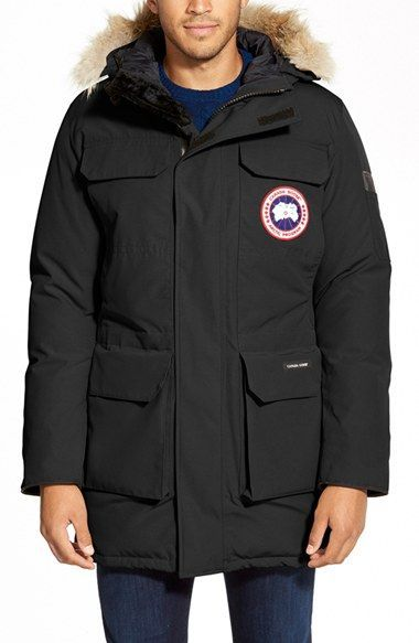 I  want a Canada Goose Expedition #Parka more than anything right now. Trying to figure out how to justify $695 for a coat. It has a lifetime warranty!