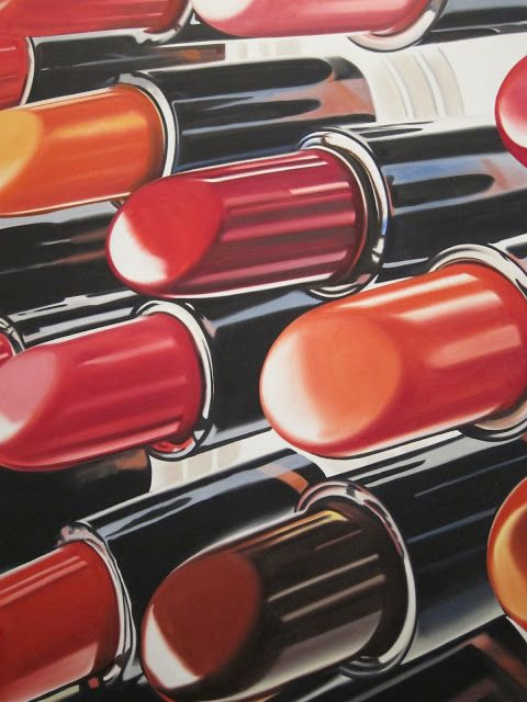 James Rosenquist. Makes me think of OCD and hoarding collections. How about you?