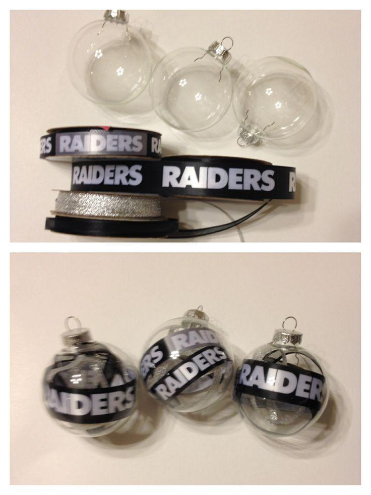 9 best Oakland Raiders Christmas images on Pinterest  Raider