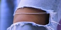 How to Fix a Hole in Jeans | eHow.com