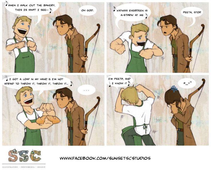 Hunger Games humor.  :): Laughing, The Hunger Games, Comic, Book, Funny Hunger Games, Movie, Humor, Things, In Peeta