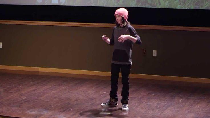 Logan LaPante na TEDx - O vzdělávacím systému a hackschoolingu
