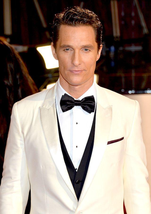 Matthew McConaughey on #Oscar2014
