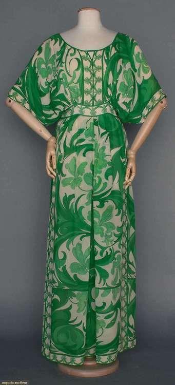 Dress Emilio Pucci, 1970s Augusta Auctions
