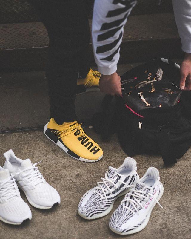 Pin de O Garotão em Adidas Tesão | Sapatilhas da moda