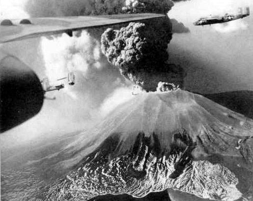 27 best vesuvius erupting 1944 images on pinterest