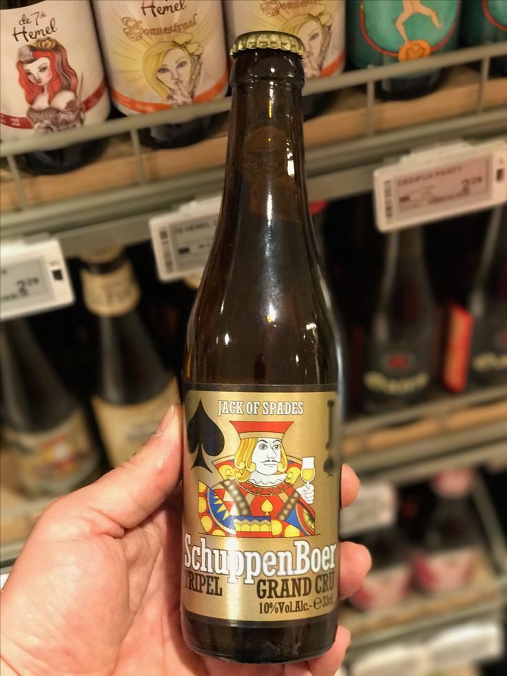 Schuppenboer triple Grand Cru