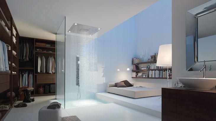 Espectacular baño.
