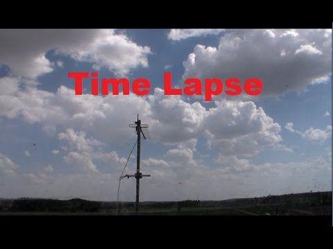 Time-lapse, De Las Nuves en Movimiento.