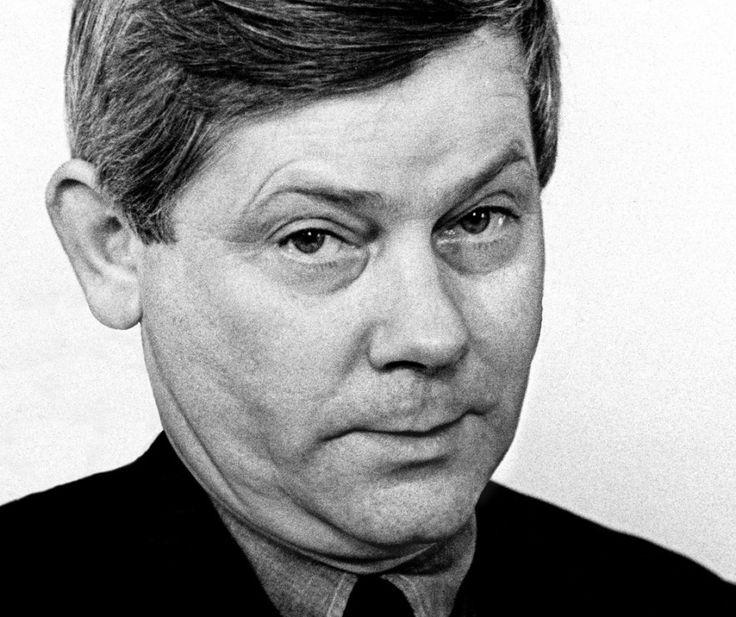 Zbigniew Herbert, Creative Work House of Polish Writers' Union, 1972, photo: Erazm Ciołek / Forum
