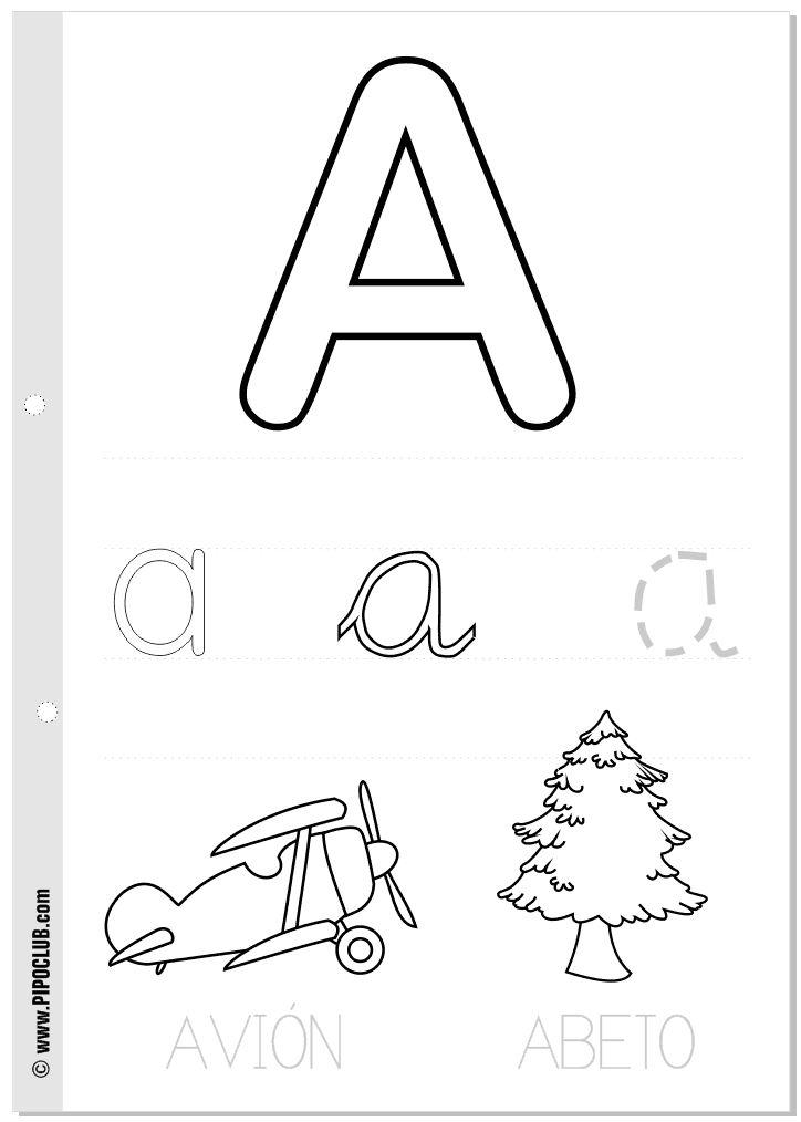309 mejores imágenes de 02 PREESCOLAR PDF en Pinterest | Aprendizaje ...