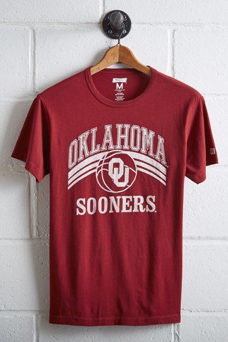 Tailgate OU Sooners Basketball T-Shirt