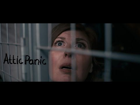 Attic Panic is a short horror film made by David F. Sandberg and starring Lotta Losten. This film will make you shiver every time you go to attic! #EvidenceOfHorror #ShortHorrorFilm #AtticPanic